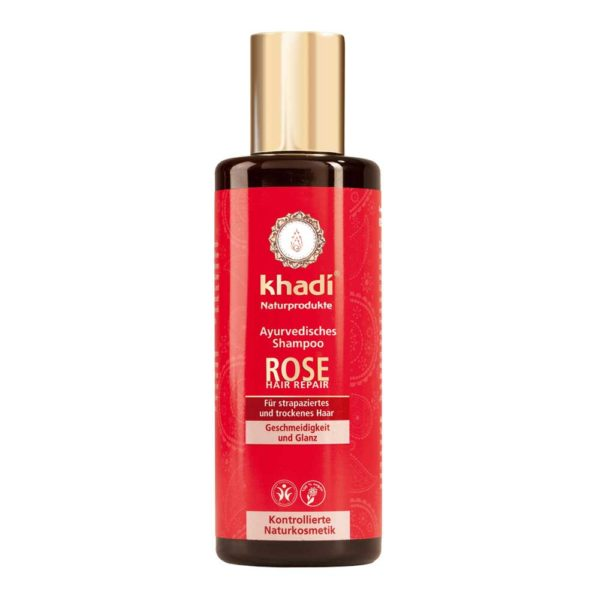 Khadi Rose Shampoo 210ml